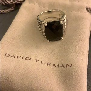 David yurman onyx Wheaton ring